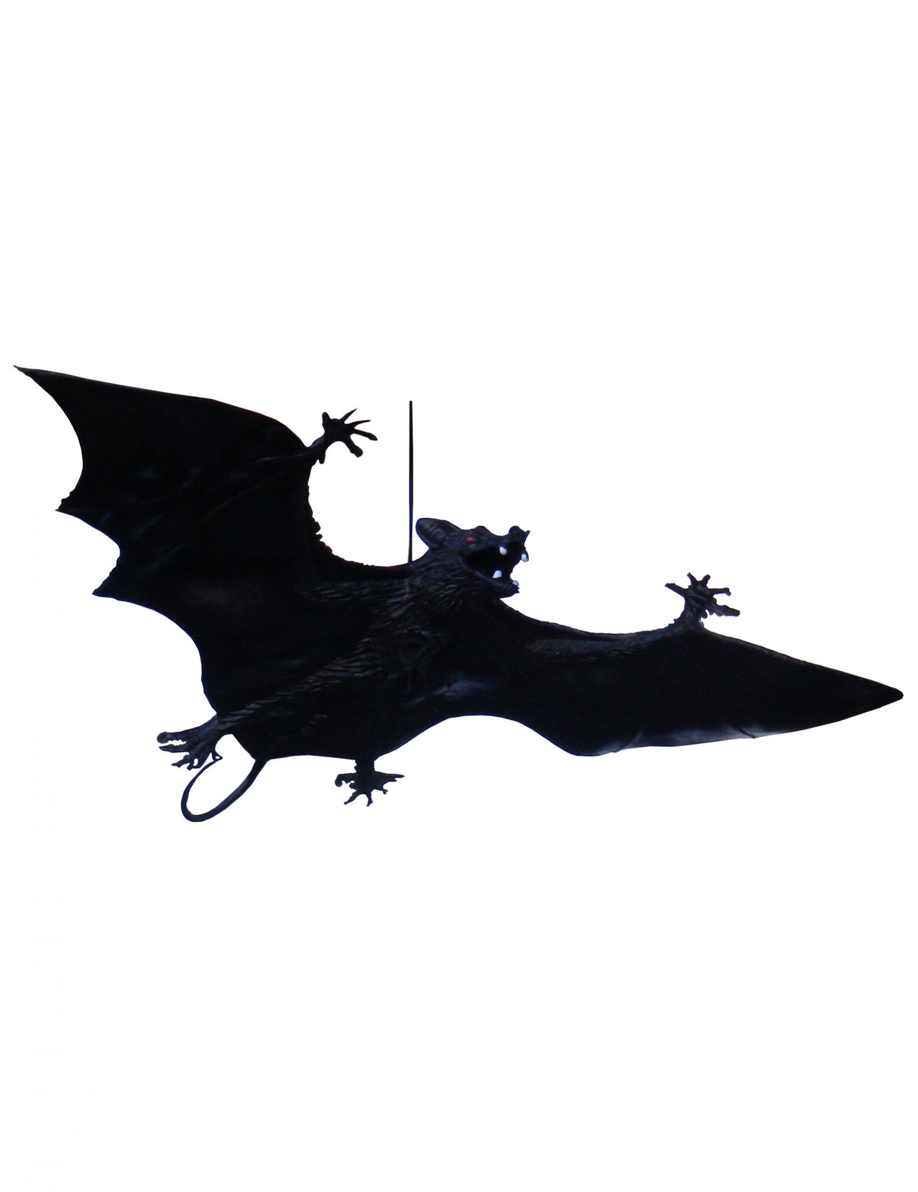Chauve souris suspendre halloween d coration for Deco halloween chauve souris