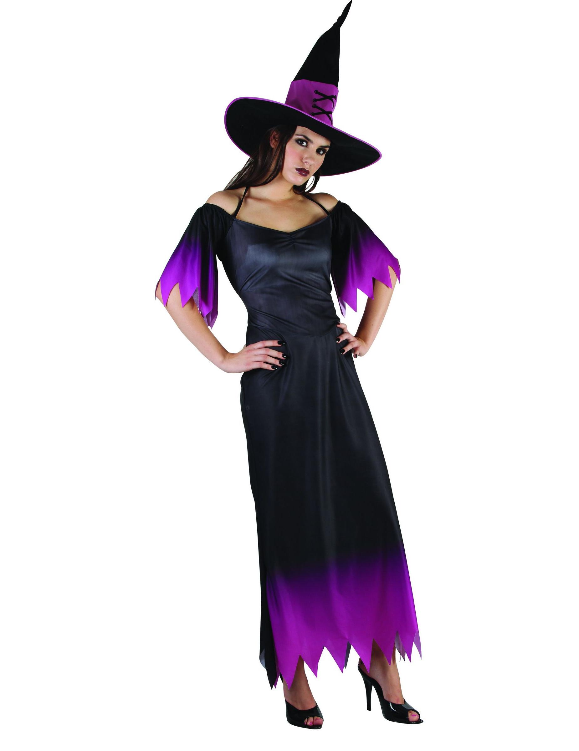 d guisement sorci re femme halloween vegaoo party achat. Black Bedroom Furniture Sets. Home Design Ideas