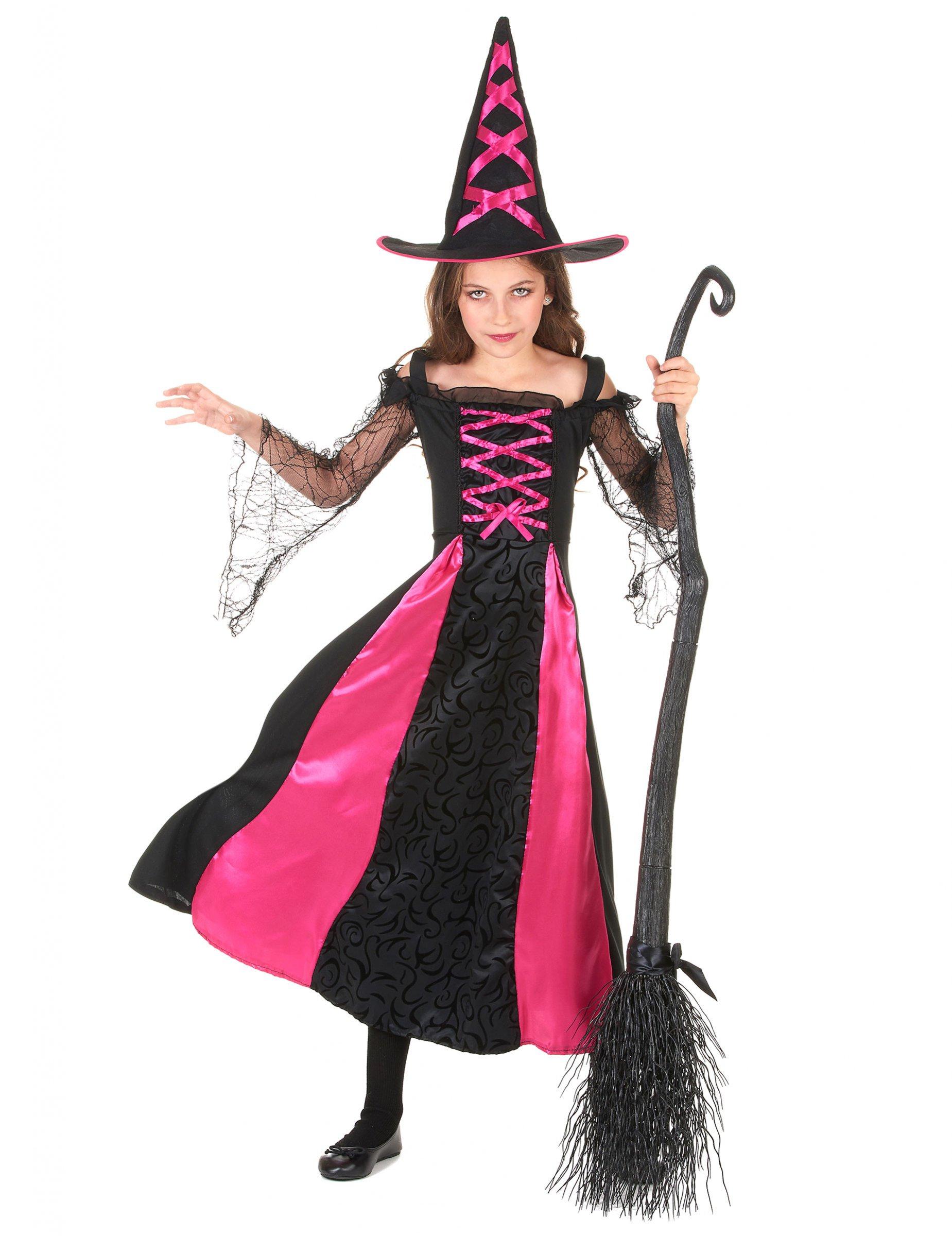 D Guisement Sorci Re Fille Halloween D Coration Anniversaire Et F Tes Th Me Sur Vegaoo Party