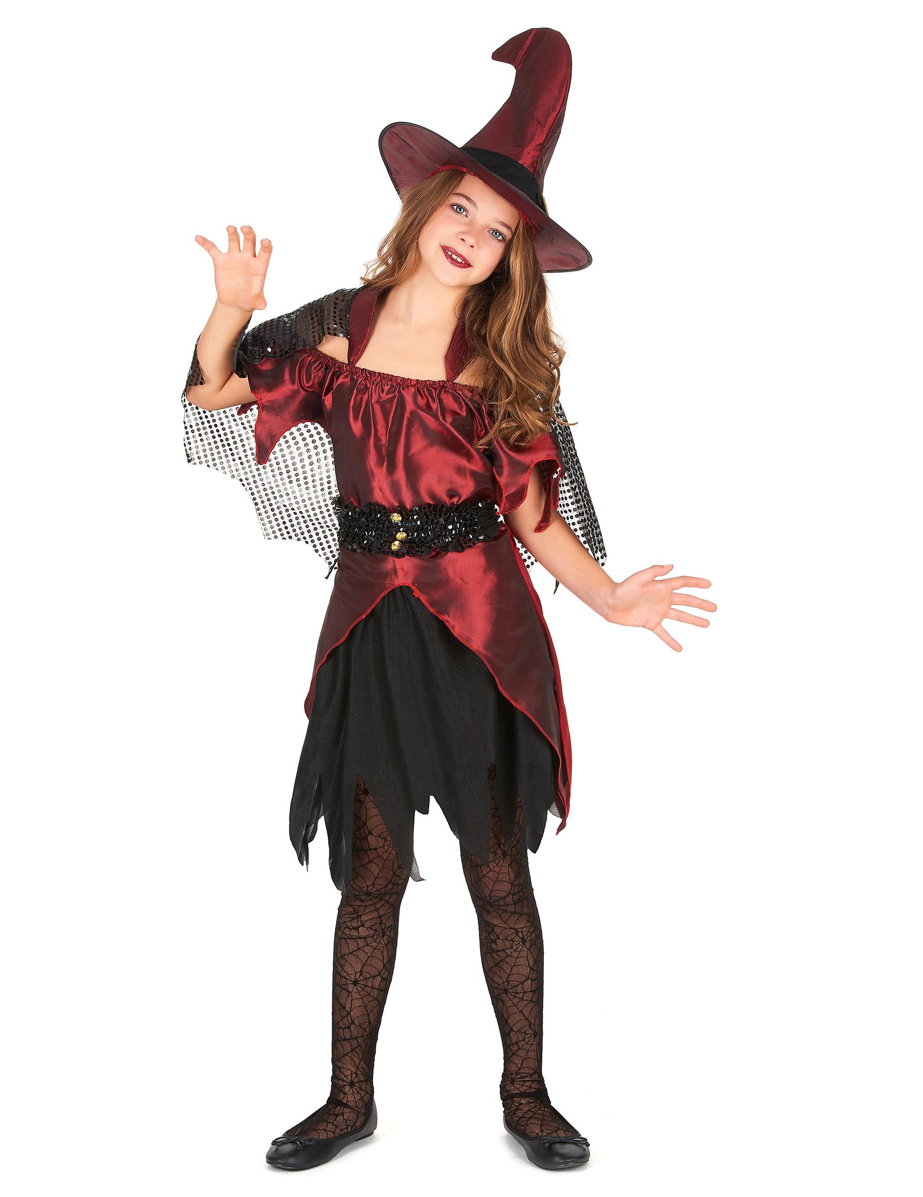 D Guisement Sorci Re Fille Halloween