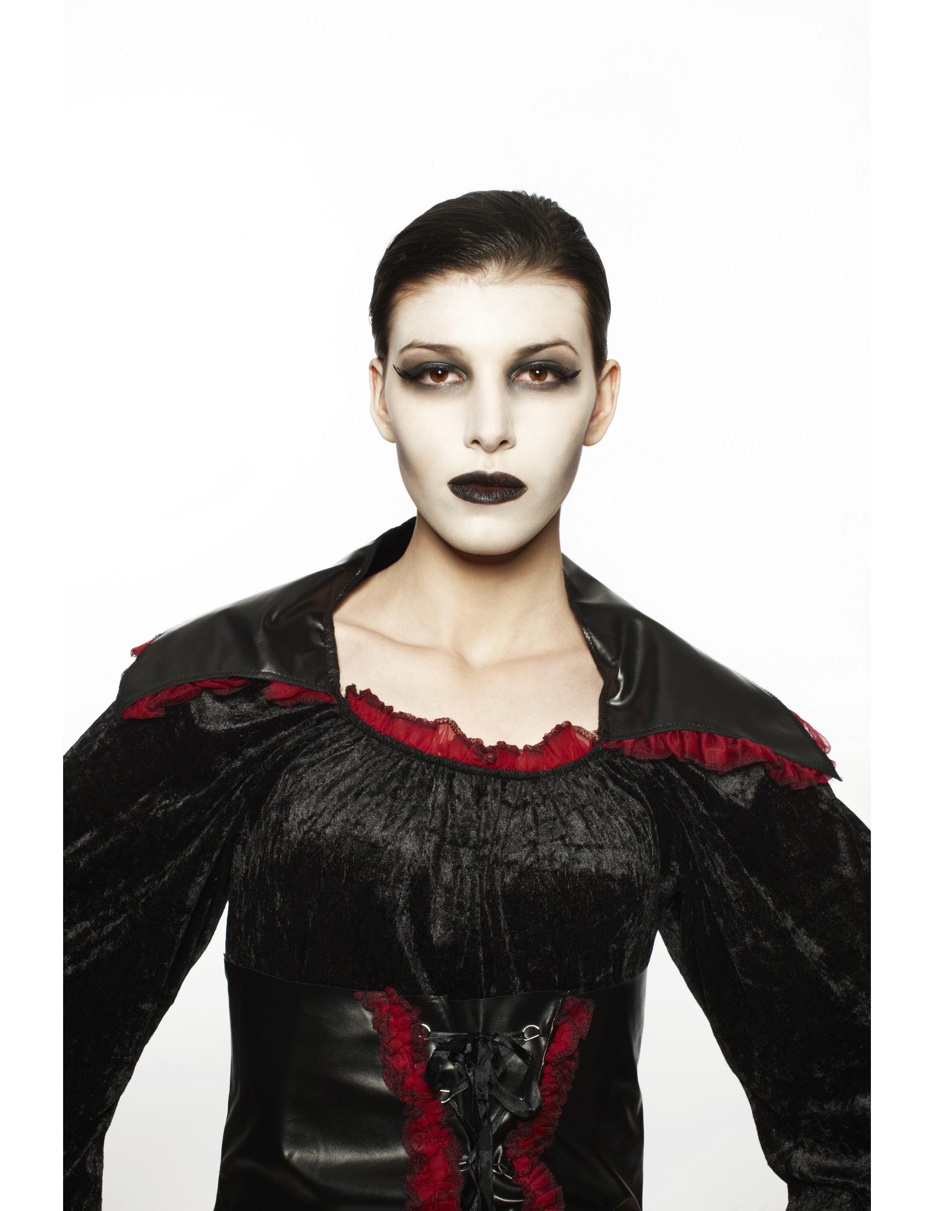 kit maquillage gothique adulte halloween d coration. Black Bedroom Furniture Sets. Home Design Ideas