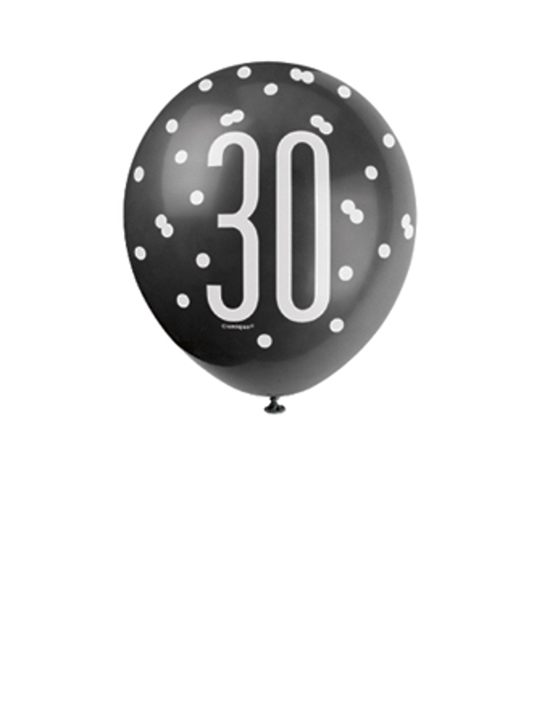 Ballons gris 30 ans d coration anniversaire et f tes for Decoration 30 ans
