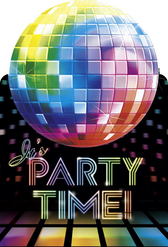Disco Party Invites was nice invitation sample