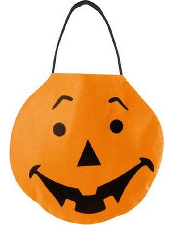 Sac citrouille halloween - Comment fabriquer un sac a bonbon pour halloween ...