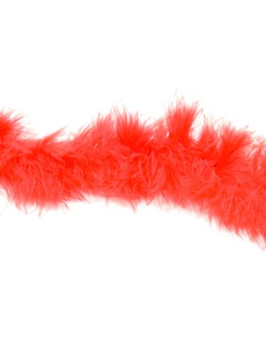 guirlande de table en plume rouge 1 8 m tres d coration anniversaire et f tes th me sur. Black Bedroom Furniture Sets. Home Design Ideas