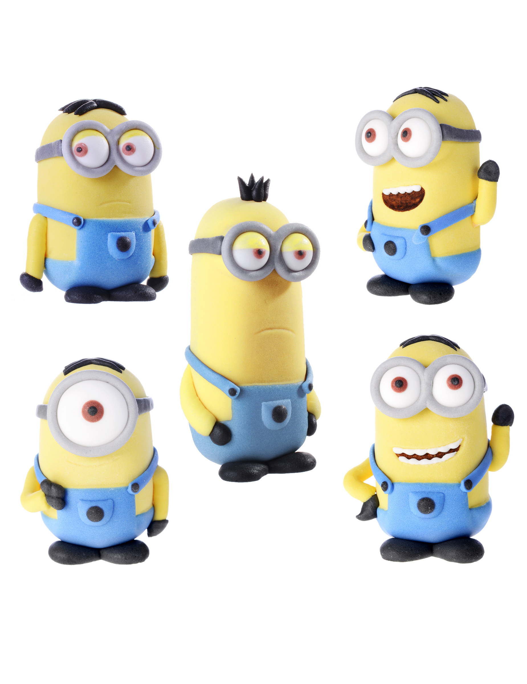 1 figurine en sucre minion d coration anniversaire et f tes th me sur vegaoo party. Black Bedroom Furniture Sets. Home Design Ideas