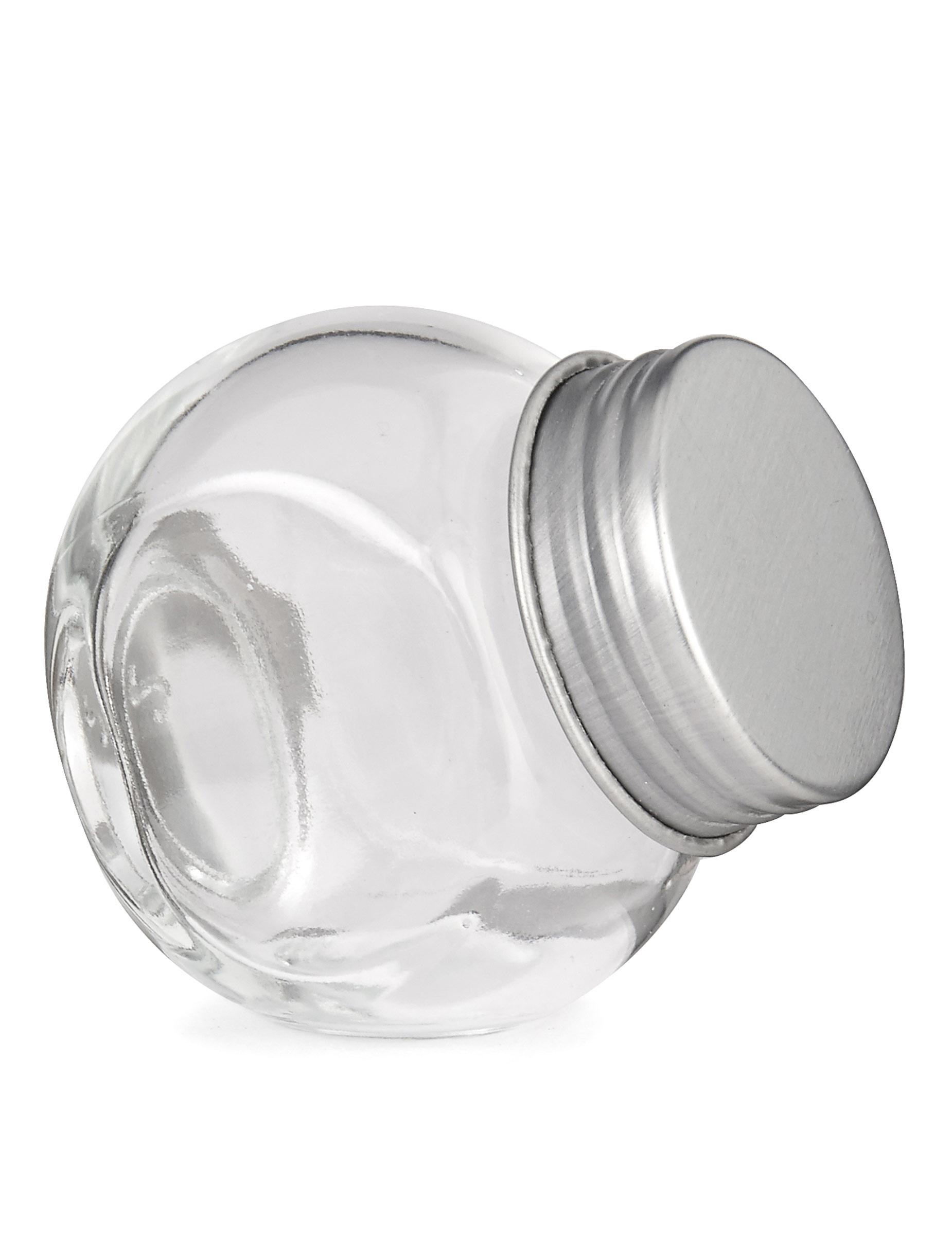 petit pot en verre avec couvercle en acier d 233 coration anniversaire et f 234 tes 224 th 232 me sur vegaoo