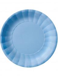 Assiettes En Carton Vaisselle Jetable Originale Sur