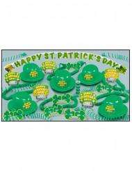 Kit de fête 10 personnes St Patrick