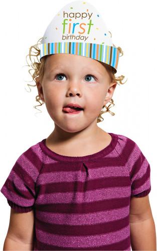 8 chapeaux carton animaux premier anniversaire gar on d coration anniversaire et f tes th me. Black Bedroom Furniture Sets. Home Design Ideas
