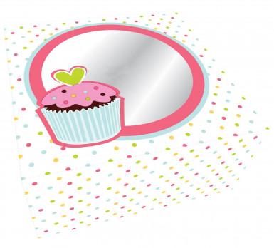 2 bo tes carton cupcake anniversaire d coration anniversaire et f tes th me sur vegaoo party - Decoration cupcake anniversaire ...