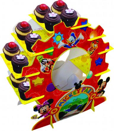 presentoir cupcakes mickey d coration anniversaire et. Black Bedroom Furniture Sets. Home Design Ideas