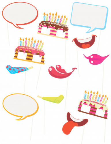 Pack photobooth anniversaire d coration anniversaire et for Pack diagral anniversaire