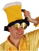 Chapeau chope de bière adulte