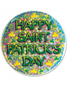 Badge Happy Saint-Patrick's Day