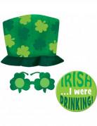 Set vert Saint-Patrick