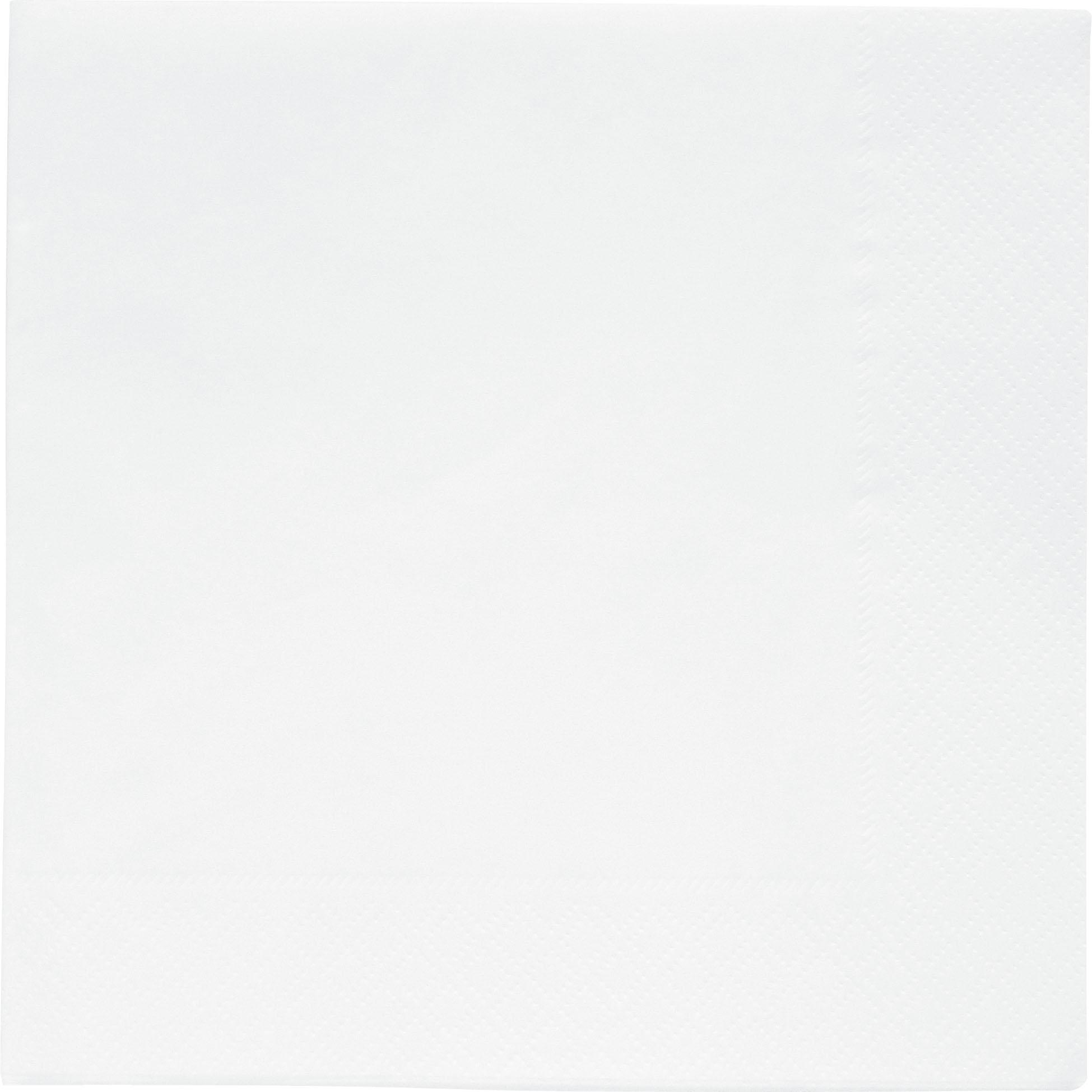 20 serviettes en papier pais blanc 33 x 33 cm d coration anniversaire et f tes th me sur. Black Bedroom Furniture Sets. Home Design Ideas