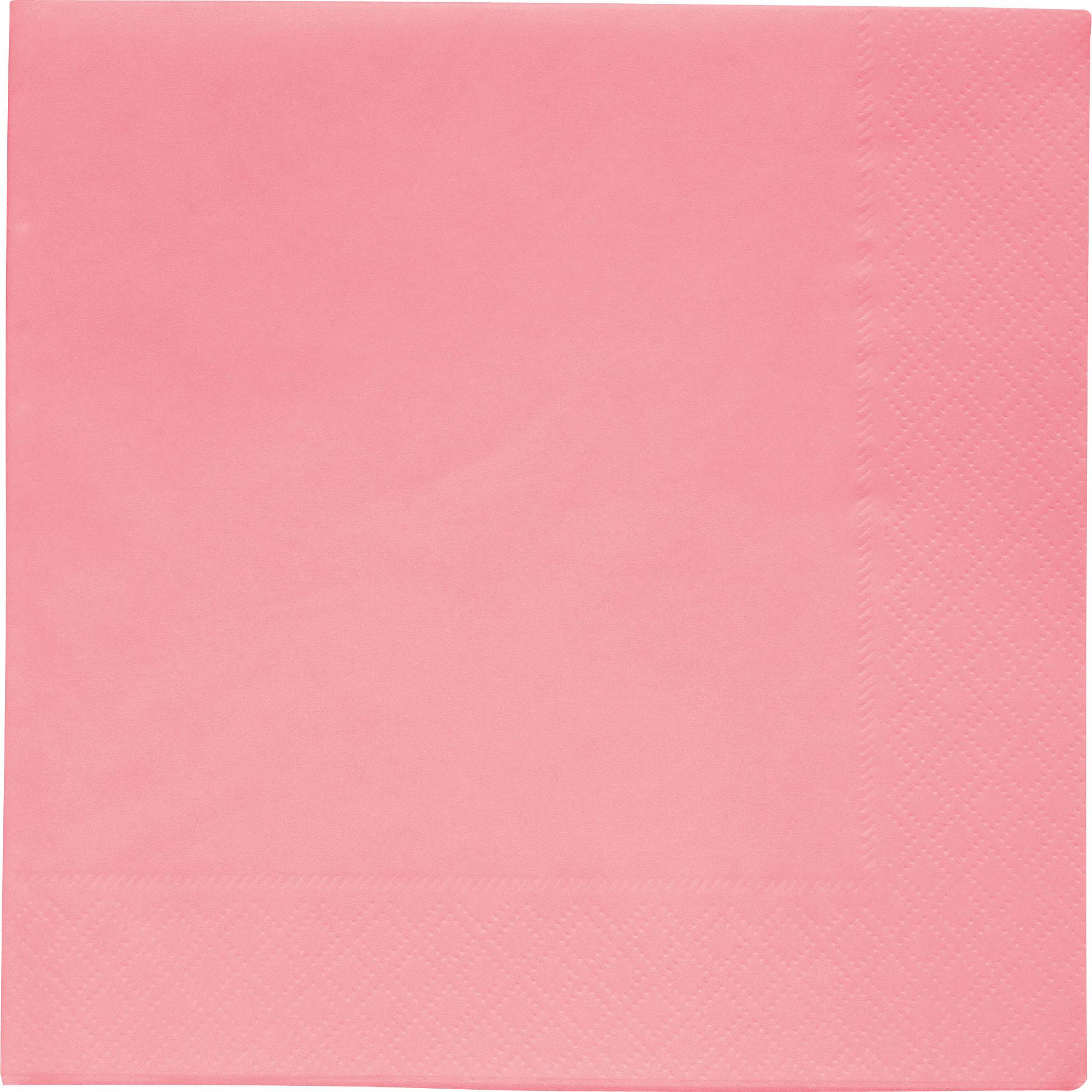 20 serviettes en papier pais rose 33 x 33 cm d coration anniversaire et f tes th me sur. Black Bedroom Furniture Sets. Home Design Ideas