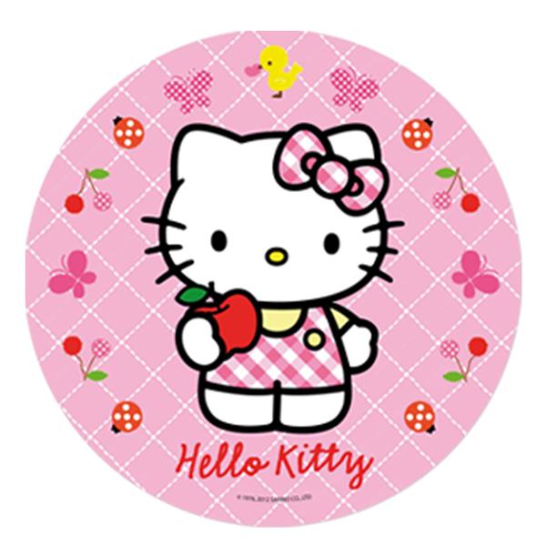 Hello Kitty Cake Design