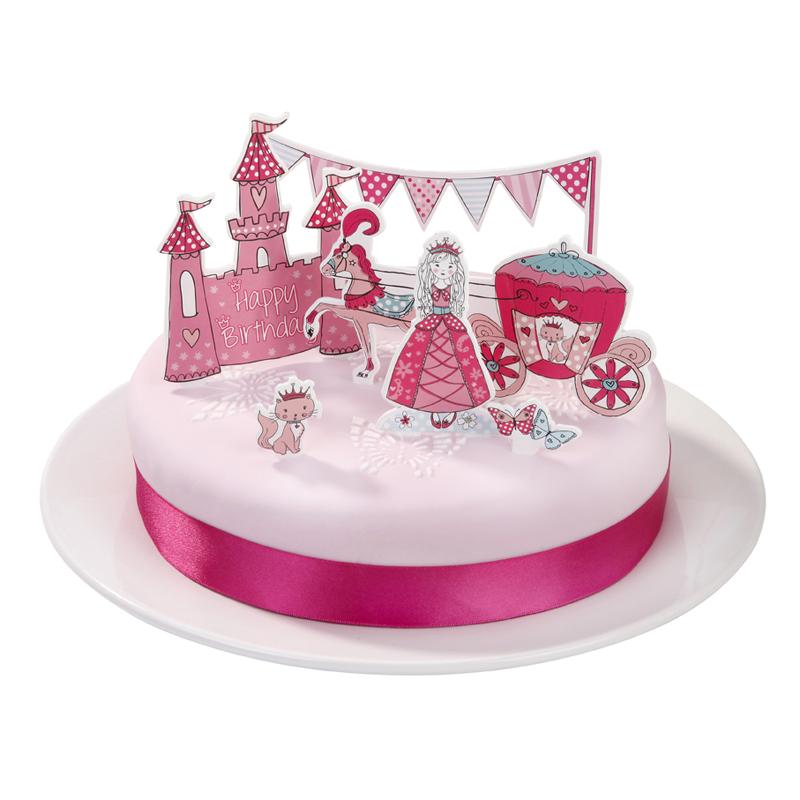 Decoration Gateau Anniversaire Princesse : Décorations g teaux princesse décoration anniversaire et