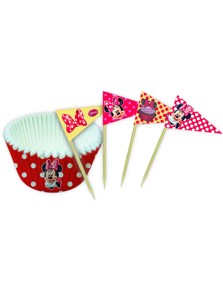 moules cupcake d corations drapeaux minnie caf d coration anniversaire et f tes th me. Black Bedroom Furniture Sets. Home Design Ideas