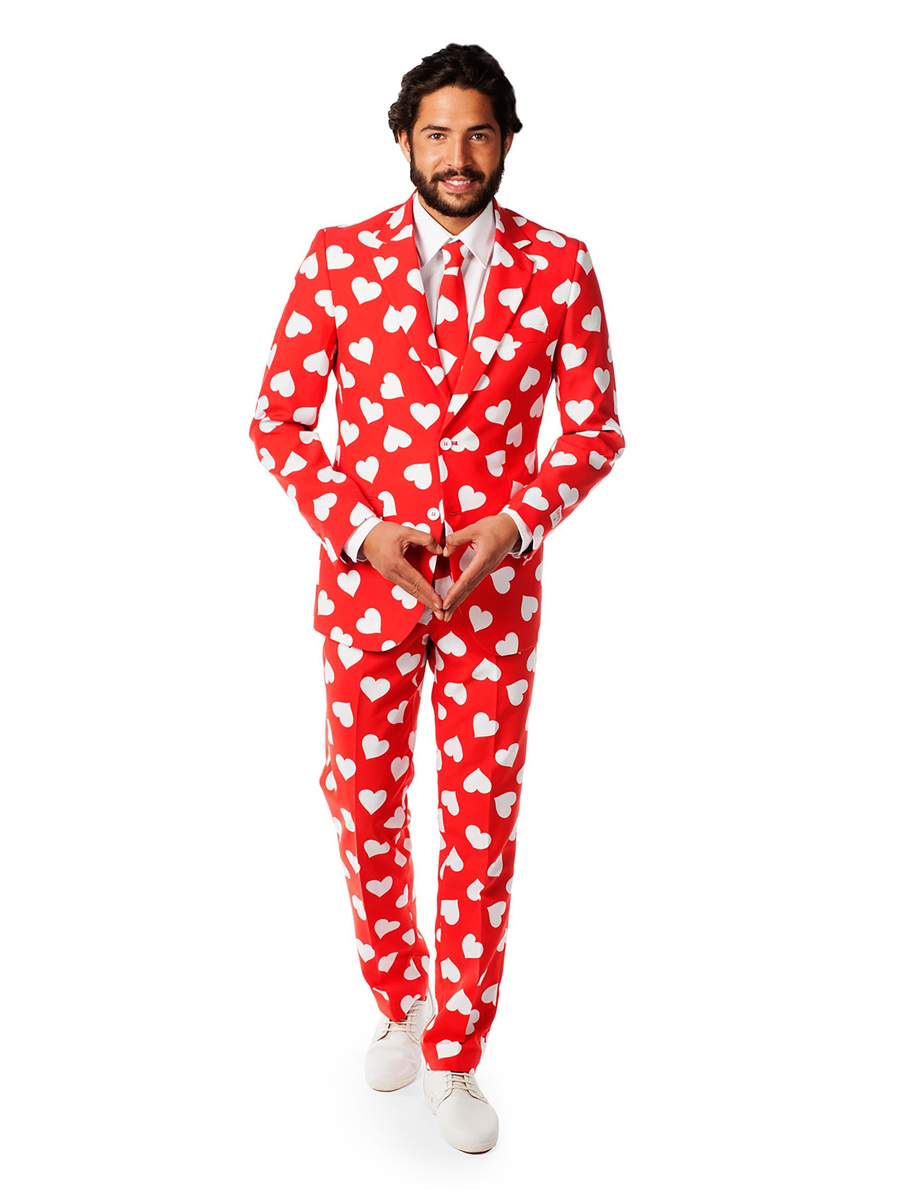 costume mr saint valentin homme opposuits d coration anniversaire et f tes th me sur vegaoo. Black Bedroom Furniture Sets. Home Design Ideas