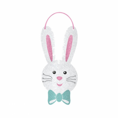Lapin guide d 39 achat for Decoration porte lapin