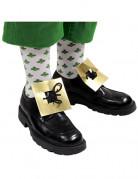 Boucles dor�es pour chaussures Leprechaun