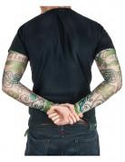 Manches tatou�es Saint Patrick