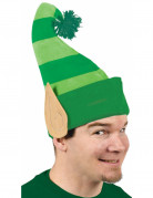 Chapeau vert Leprechaun Saint-Patrick